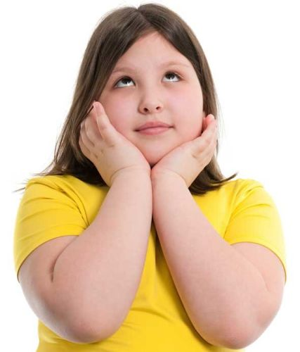 traiter les enfants obèses